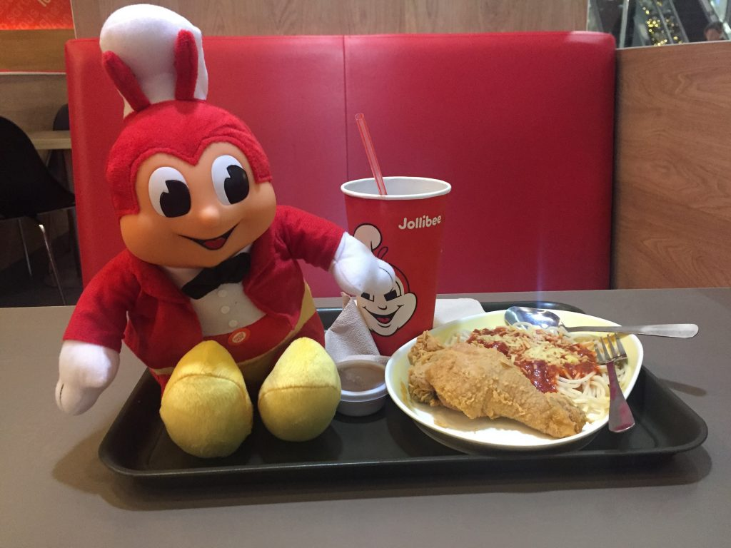 Jollibee's Talk & Blush Doll